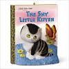 2016 Golden Books The Shy Little Kitten