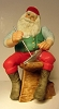1989 The Toymaker Figurine 4th Sailboat From Santa