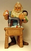 1988 The Toymaker Figurine 3rd Stitched With Love
