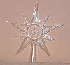 1978 Christmas Star Tree Topper SDB