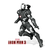2014 War Machine Iron Man SDCC/NYCC Comic Con Exclusive
