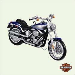 2005 Harley-Davidson 7th Motorcycle Milestones Softtail ...
