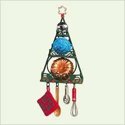 2005 O Kitchen Rack Hallmark Ornament At Ornament Mall