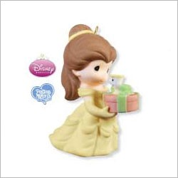 2009 Beauty and the Beast Belle and Chip Precious Moments Ltd. Qty.