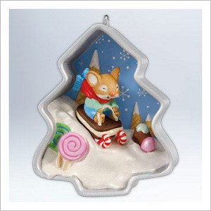 2012 Cookie Cutter Christmas 1st Hallmark Ornament At