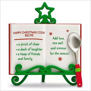2016 Happy Christmas Cook Book