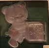 1982 Baby's First Christmas Acrylic Bear (NB)