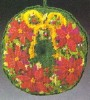 1984 Needlepoint Wreath