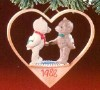 1988 First Christmas Together Bears