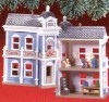 1988 Nostalgic Houses & Shops 5th Halls Bro's MIB