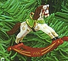 1988 Miniature Rocking Horse 1st Dappled *Miniature