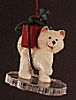 1990 Little Frosty Friends Husky *Miniature