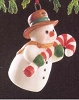 1991 Cool n Sweet Snowman * Miniature