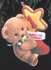 1993 Child's Age: Baby's 1st Christmas Bear