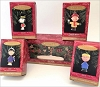 1995 A Charlie Brown Christmas- COMPLETE SET