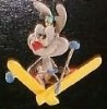 1995 Looney Tunes Calamity Coyote *Miniature