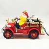 1996 North Pole Volunteer Fireman in Firetruck *Magic (DB)