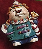 1996 Clyde Cookie Jar Dog..Complements the Sweet Tooth Treats Series