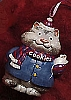 1996 Carmen Cookie Jar- Cat....Complements the Sweet Tooth Treats Series (SDB)