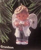 1997 Grandson-Angel With Newspaper Wings