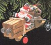 1997 Here Comes Santa-19th-The Claus-Mobile