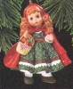 1997 Madame Alexander-2nd-Little Red Riding Hood