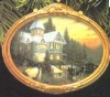 1997 Thomas Kinkade Painter Of Light-1st- Victorian Christmas