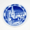 1997 The Spirit Of Christmas Plate