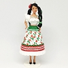 1998 Barbie-Dolls Of The World-Mexican 3rd