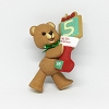 1998 Child's Fifth Christmas-Bear 5th
