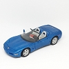 1998 Corvette Convertible 1998 Blue