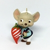 1998 Feliz Navidad Mouse with Chili Pepper