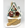 1998 Santa's Merry Workshop Tabletop Windup Music & Movement
