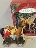 1999 A Pony For Christmas 2nd *Colorway *Signed by Linda Sickman