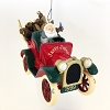 1999 Jazzy Jalopy Santa Driving With Reindeer *Magic