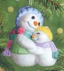 2000 Warm Kindness Snowmen Caregiver