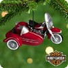 2000 Miniature Harley-Davidson 2nd Duo-Glide *Miniature