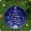 2001 Christmas Brings Us Together- Collectors Plate