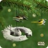 2001 Star Wars Battle of Naboo *Miniature