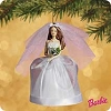 2002 Barbie Blushing Bride Brunette