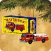 2002 Matchbox-Fire Pumper Set