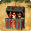2002 Merry Music Makers Soldiers-Wind Up Music Box (SDB)