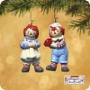 2002 Raggedy Ann and Andy *Miniature