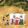 2002 Santa's Workshop Lunchbox set/4 *Club