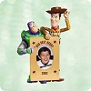 2003 Our Best Buddy Toy Story Photo Holder Buzz & Woody
