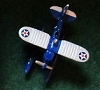 2003 Miniature Sky's the Limit Curtiss R3C-2 Racer Colorway *Miniature