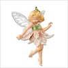 2007 Fairy Messengers Poinsettia Fairy Repaint of 1st
