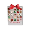 2011 Countdown to Christmas Magnet Set Advent Calendar *opened