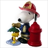 2009 Spotlight on Snoopy 12th Firefighter Snoopy