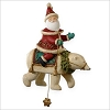 2009 Yuletide Treasures 4th Santa's Magical Bear